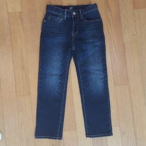 Boy Size 6 Regular Gap Jeans